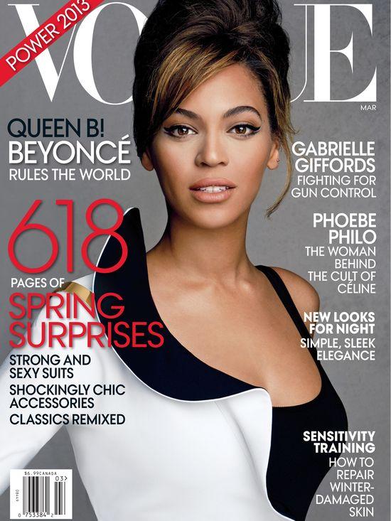 Wyciekła fotka nowej okładki Beyonce dla Vogue (FOTO)