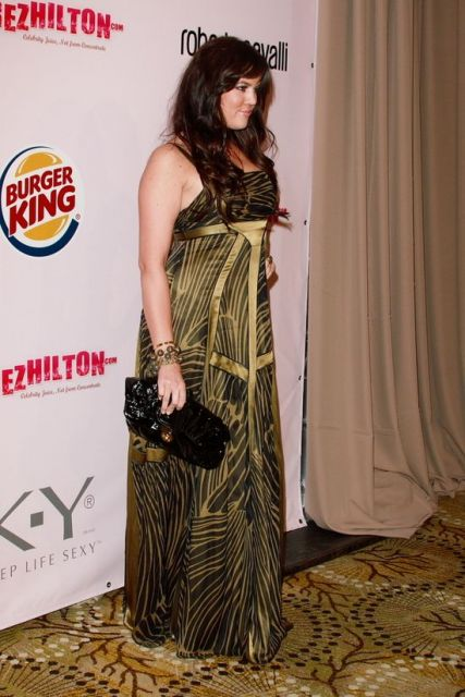 Khloe Kardashian na początku celebryckiej kariery