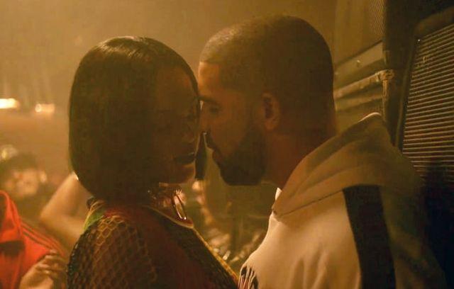 WOW Rihanna i Drake w seksownym teledysku