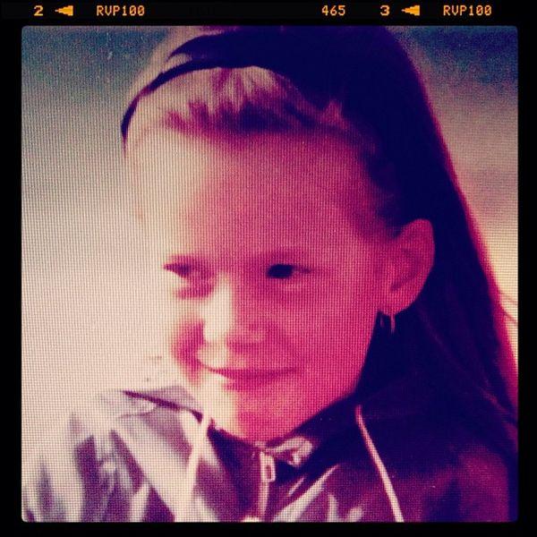 Nie zgadniecie kim jest ta dziewczynka! (FOTO)