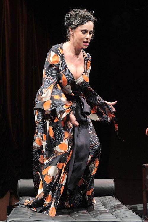 Aktorka pokazała swe wdzięki (FOTO)