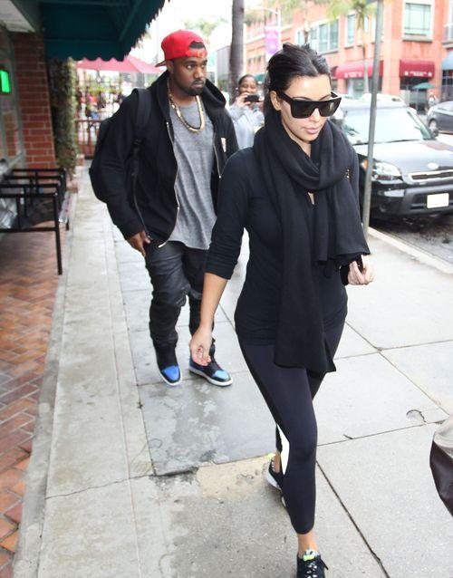 Kanye West nie chce być przy porodzie