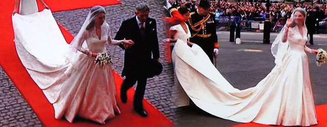 Ślub Księcia Williama i Kate Middleton (FOTO)