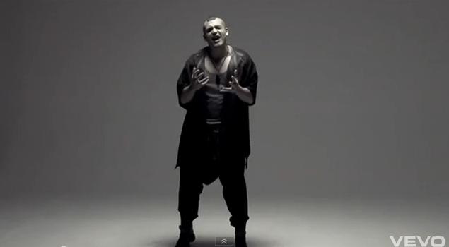 Pierwszy klip Damiana Ukeje - Bezkrólewie (VIDEO)