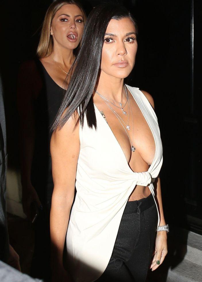Kourtney Kardashian romansuje ze swoim BYŁYM?!