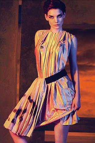 Czy Katie Holmes nadaje się na modelkę?