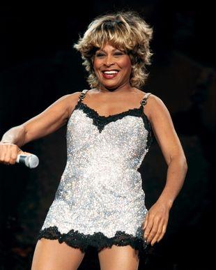 Tina Turner ma pupę jak dwudziestka