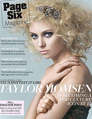 Taylor Momsen - 15-letnia ikona popkultury?