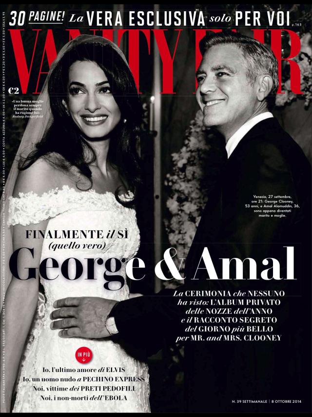Wszystko, czego (jeszcze) nie wiesz o Amal Clooney
