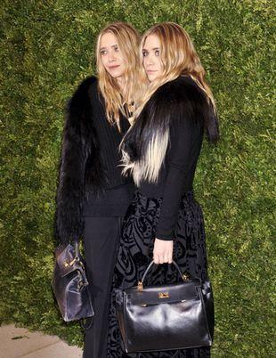 Siostry Olsen nigdy nie zrezygnują z futer (FOTO)