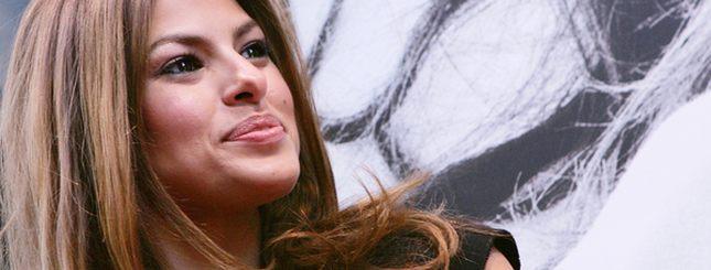 Eva Mendes wzbudza pożądanie