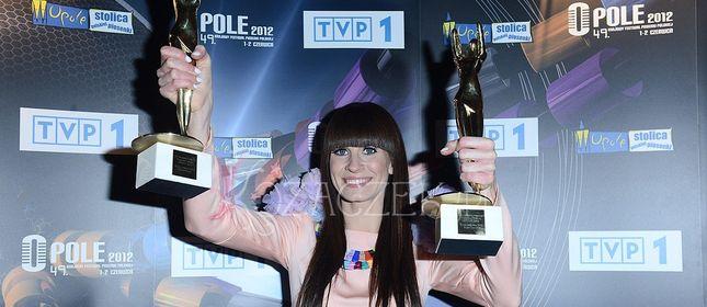 Opole 2012: Grzeszczak i Karpiel-Bułecka Artystami Roku!