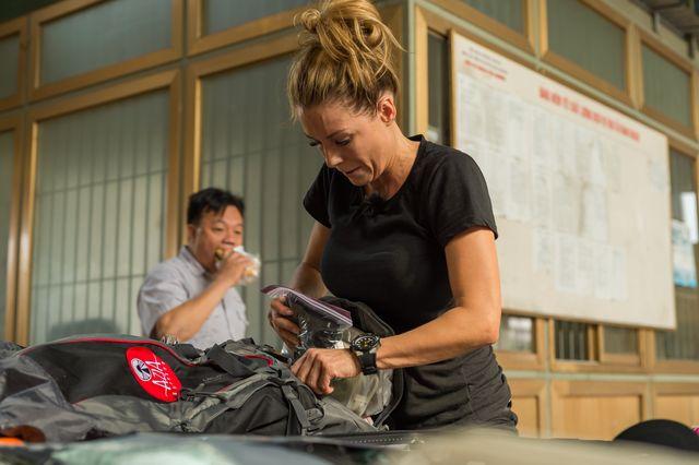 Rozenek wściekła na Kaczoruk w najnowszym odcinku Azja Express!