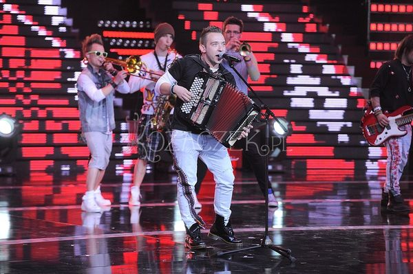 Konkurs Super Premiery 2012 w Opolu wygrał Enej (FOTO)
