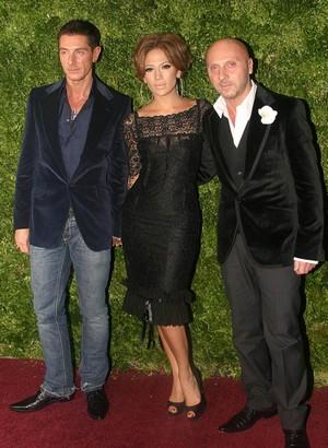 Zobaczcie jak mieszkają Dolce&Gabbana (FOTO)