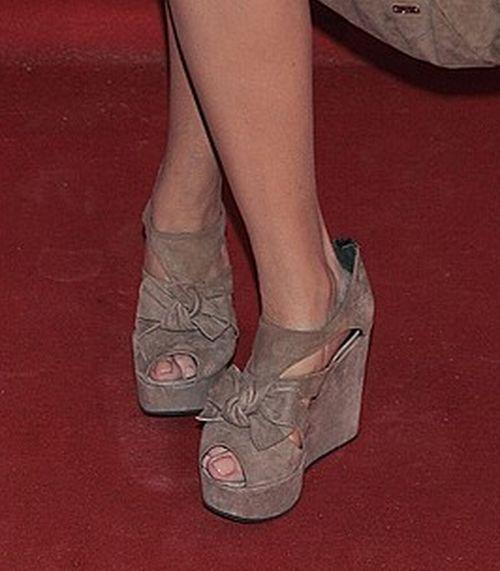 Ups! ktoś tu ma za duże buty! (FOTO)