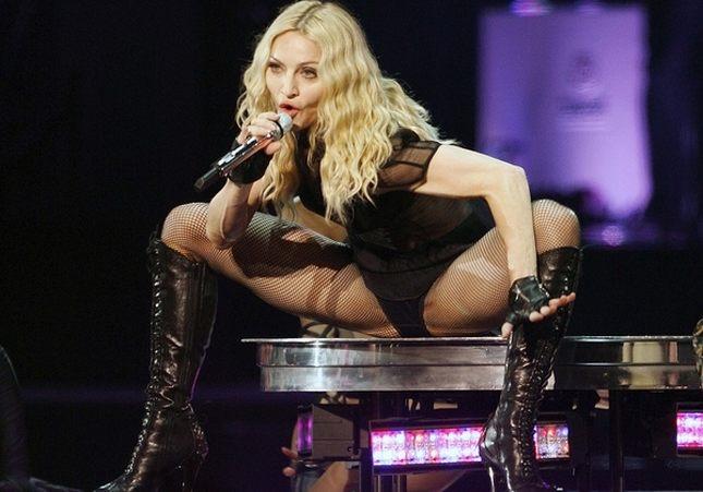 Madonna przyjeżdża do Polski