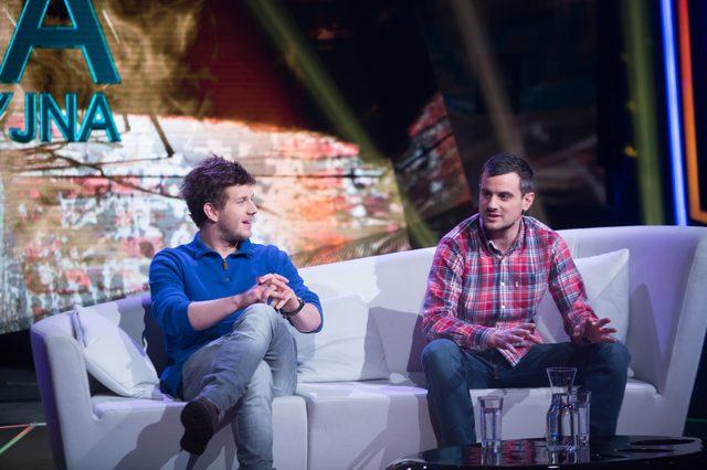 Omena Mensah i Antoni Pawlikowski w Mamy cię! (FOTO)