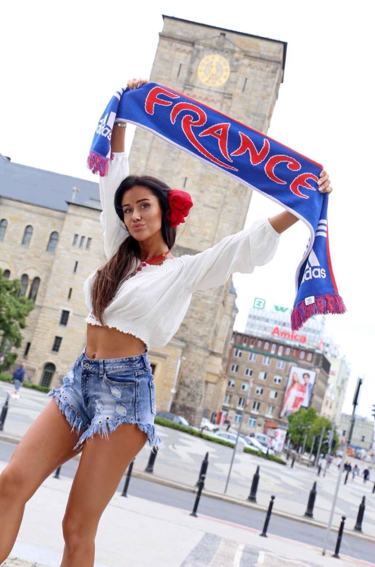Karolina Emus dumna i szczęśliwa – Francja wygrała!