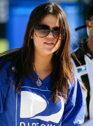 Khloe Kardashian uprawia sport (FOTO)
