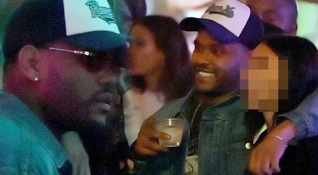 The Weeknd z byłą dziewczyną Justina Biebera na Coachelli