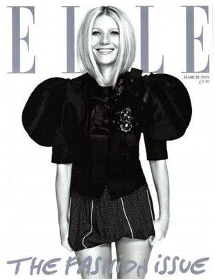 Ekstrawagancka Gwyneth Paltrow w Elle