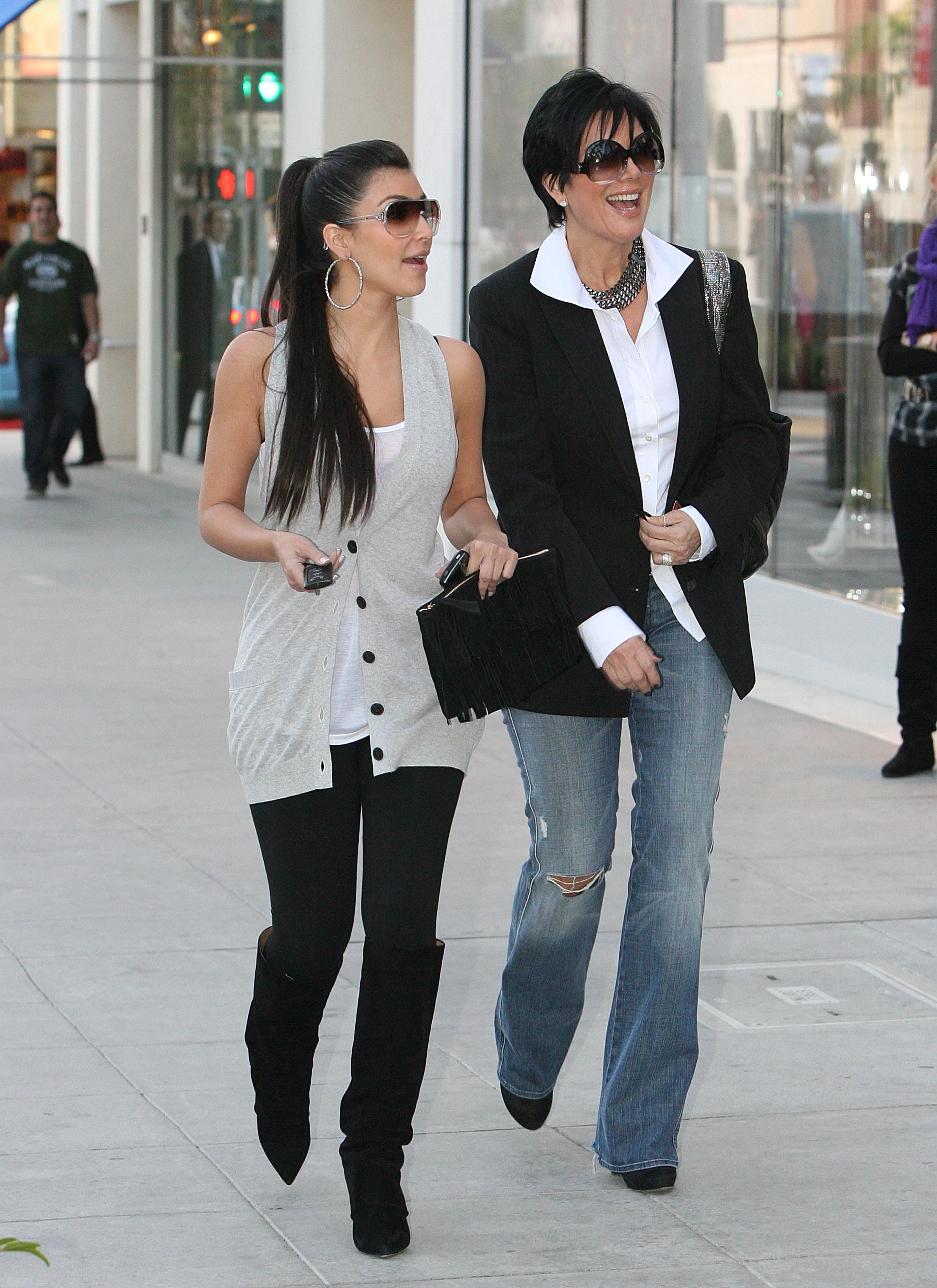 Tak przez lata zmieniała się Kris Jenner