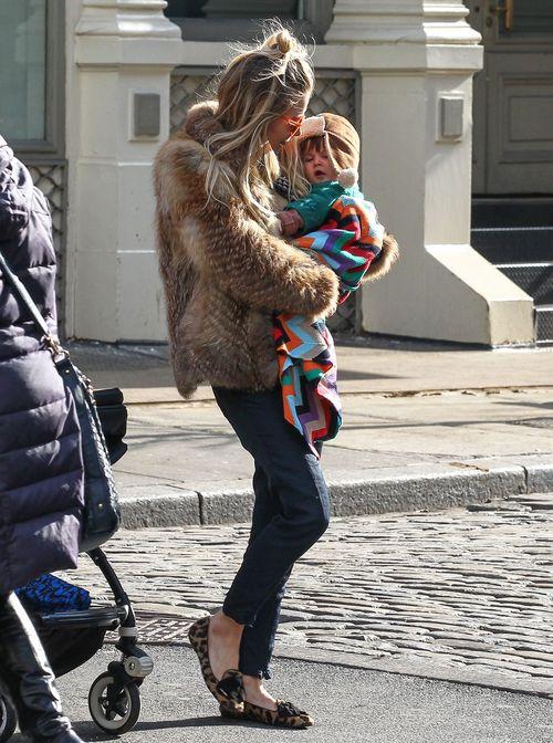 Poznajcie Marlowe, córeczkę znanej aktorki (FOTO)