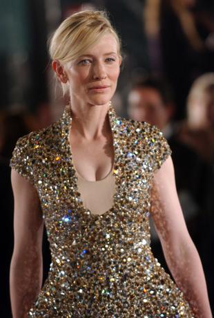Cate Blanchett chce być lizana przez miliony