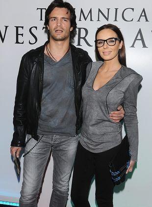 Zakochani Włodarczyk i Krawczyk wybrali się do kina (FOTO)