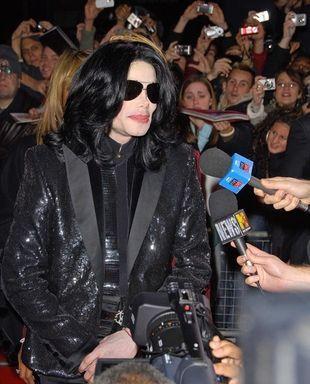 Starcze dłonie Michaela Jacksona