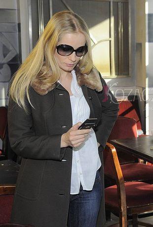 Wiosenna Magdalena Cielecka (FOTO)