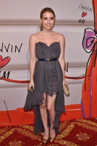 Czy Emma Roberts ma szansę dorównac sławnej ciotce? (FOTO)