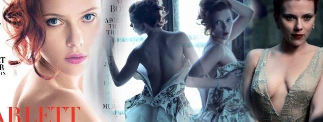 Scarlett Johansson: To były zdjęcia dla męża [FOTO]