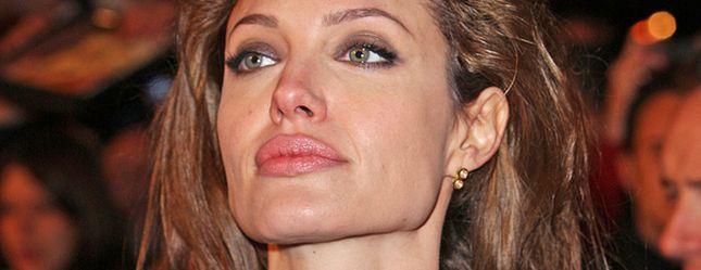 Angelina Jolie w Londynie (FOTO)