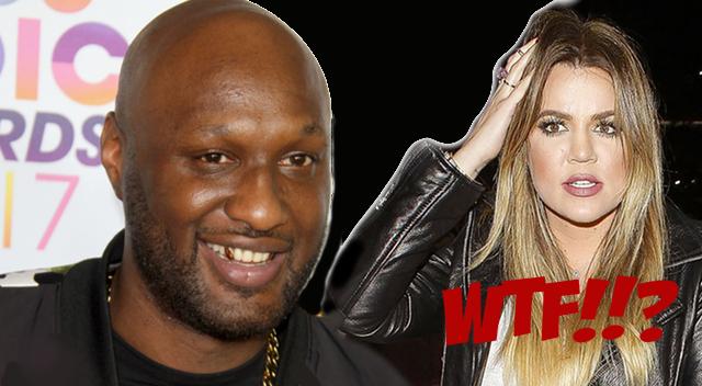 Koszmar Khloe Kardashian się SPEŁNIA. Co zdradził Lamar Odom?