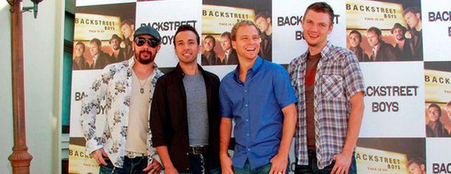 Chłopaki z Backstreet Boys promują swoją nową płytę (FOTO)