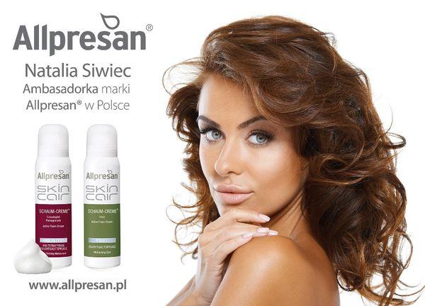 Natalia Siwiec znowu reklamuje krem (FOTO)