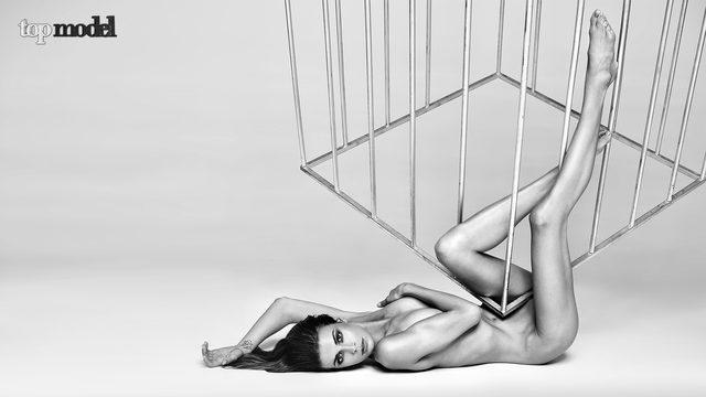 Naga sesja w Top Model (FOTO)