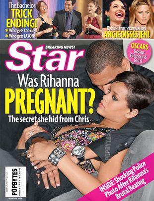 Rihanna była w ciąży?