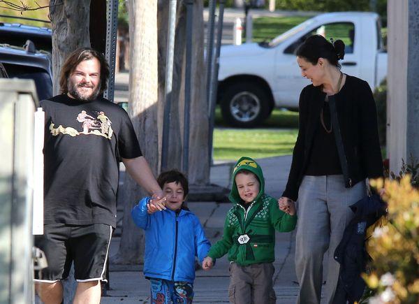 Wiedzieliście, że Jack Black ma żonę i dzieci? (FOTO)