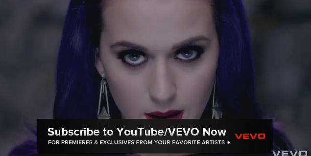 Premiera teledysku Katy Perry - Wide Awake [VIDEO]