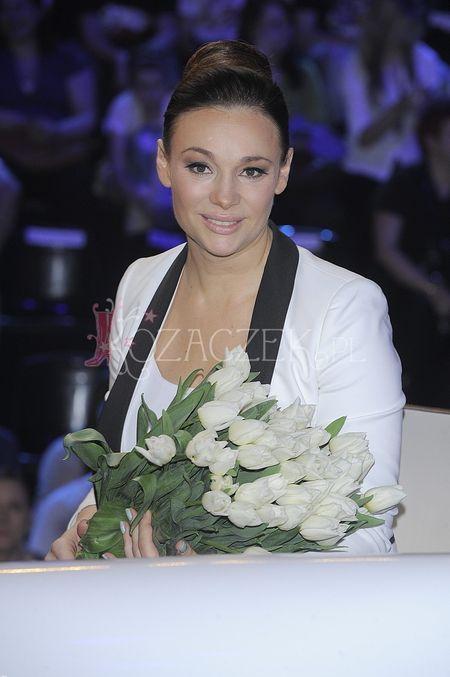 Bohosiewicz tydzień po porodzie, Węgorzewska z grzywką FOTO