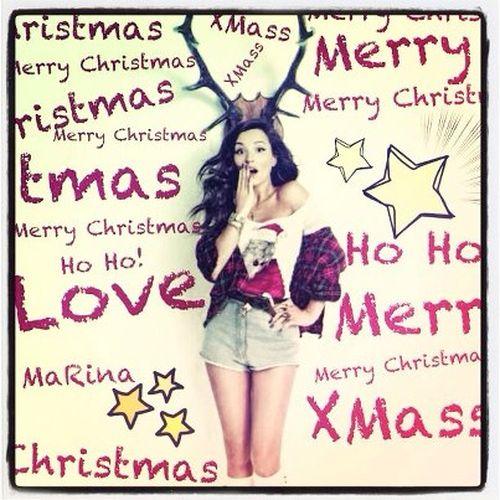Kartka świąteczna Mariny Łuczenko (FOTO)