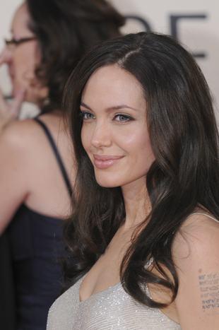 Zdjęcia Angeliny Jolie z planu Salt