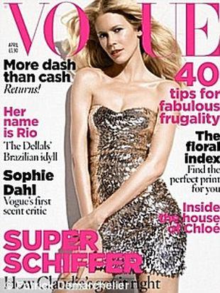 Claudia Schiffer - nigdy nie wstrzyknę sobie botoksu
