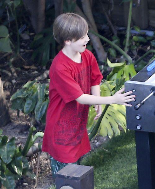 Kate Hudson z synem na wakacjach (FOTO)