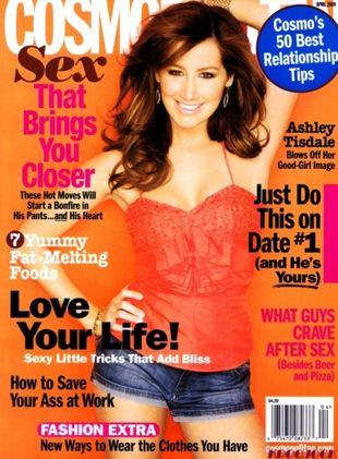 Ashley Tisdale: Ja jestem dorosła!