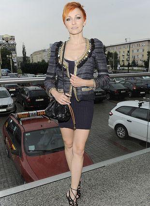 Ania Wyszkoni w świetnej formie po porodzie (FOTO)