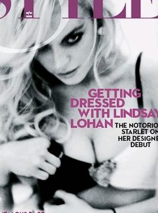 Lindsay Lohan nie wygląda tak źle (FOTO)